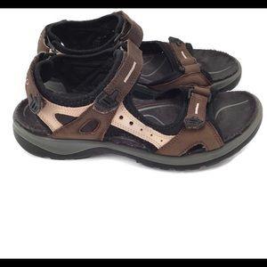 Ecco Sport Yucatán Sandals Men's Size 41 7-7.5M